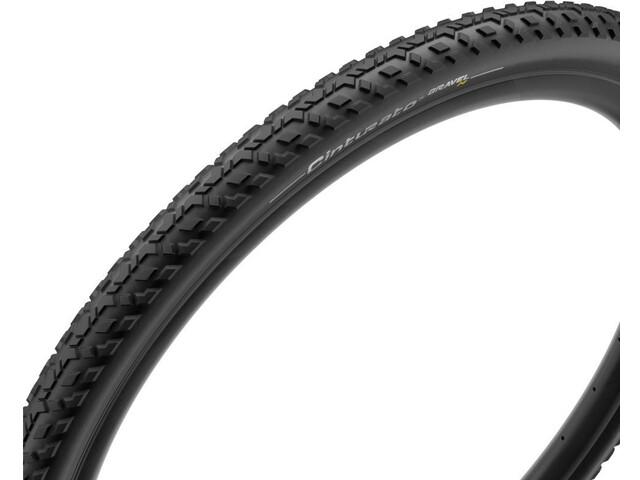 Pirelli Cinturato Gravel M Cubierta Plegable 700x35C DC, black